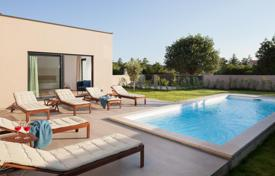Houses with pools for sale in Pula. Furnished new villa with private pool near the sea, Pula, Croatia