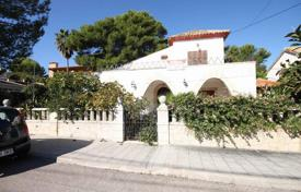 Coastal property for sale in Cala Sant Vicenç. Villa with terrace with a breathtaking mountain view close to the beach in Cala San Vicente, Pollensa, Mallorca, Balearic Islands, Spain