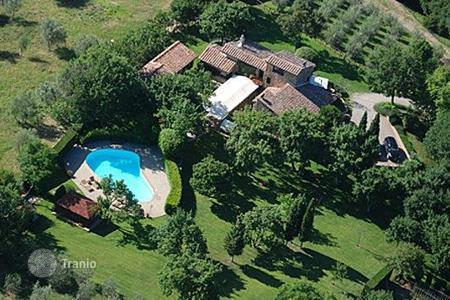 Luxury property for sale in Castellina In Chianti. Detached house – Castellina In Chianti, Tuscany, Italy
