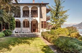 Beautiful renovated villa with a private pier, Oliveto Lario, Italy for 5,000,000 €