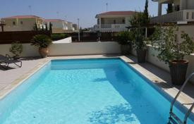 Two-storey 3 bedroom house with swimming pool on the seaside Larnaca-Dhekelia road in Pyla for 490,000 €