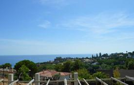 6 bedroom houses for sale in Costa Brava. House under construction in Cala Sant Francesc