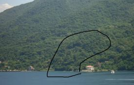 Development land for sale in Morinj. Development land – Morinj, Herceg-Novi, Montenegro