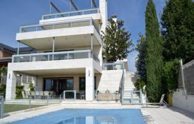 Residential for sale in Madrid. Villa with an elevator, a garden and a pool, Madrid, Spain