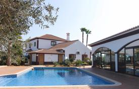 5 bedroom houses for sale in Faro. 7 bedrooms villa with pool and sea view in Luz de Tavira, Tavira