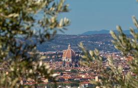 Villas and houses to rent in Tuscany. Rossellino