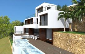 Luxury 4 bedroom houses for sale in Calpe. Villa of 4 bedrooms in Calpe