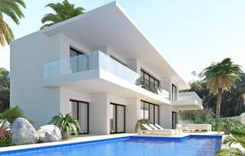 Modern villa with a private garden, a pool, a garage and terraces, Benahavis, Spain for 1,390,000 €