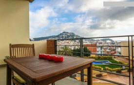 Coastal townhouses for sale in Catalonia. Terraced house – Blanes, Catalonia, Spain