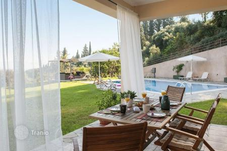 4 bedroom villas and houses to rent in Corfu. Villa – Gouvia, Administration of the Peloponnese, Western Greece and the Ionian Islands, Greece