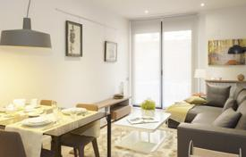 Apartments with pools for sale in Majorca (Mallorca). Two-bedroom apartments in a new residential complex with pool and parking in the center of Barcelona's Eixample district