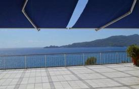 Luxury 2 bedroom apartments for sale in Italy. Two-bedroom apartment with a spacious terrace and panoramic views of the sea in Zoagli, Liguria, Italy