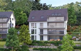 Apartments for sale in Baden-Wurttemberg. Apartment with a terrace, in a modern residential complex with a garden and a parking, Herdern, Freiburg, Germany