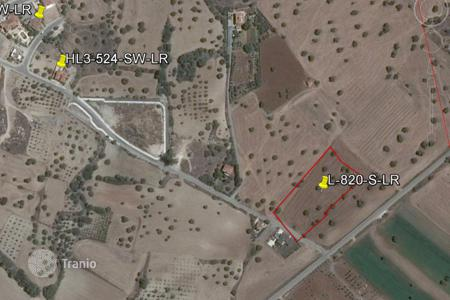 Land for sale in Mazotos. Building Plot