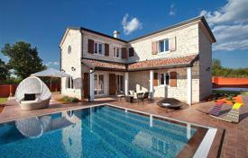 4 bedroom houses by the sea for sale in Croatia. Modern Mediterranean style villa with sea views in Istria, Croatia