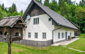 This is a lovely cottage currently 2 bedrooms (could be 4) in Triglav National Park for 228,000 €