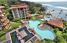 Comfortable apartment overlooking the sea in a resort complex with a pool, on the first line of the beach, Samui, Surat Thani, Thailand for $497,000