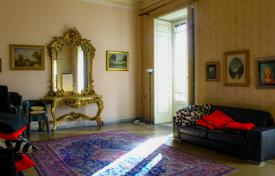 3 bedroom apartments for sale in Sicily. Apartment with a winter garden in a historic building, Catania, Italy