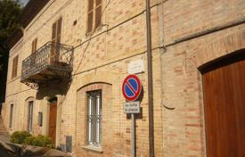 Property for sale in Marche. Historical estate in a heart of the city San Lorenzo In Campo