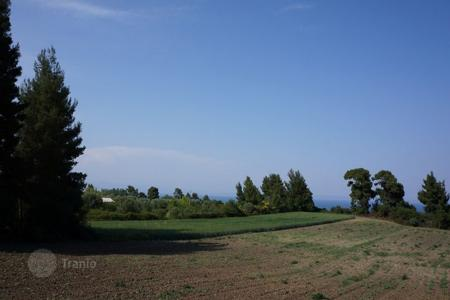 Land for sale in Kassandreia. Development land – Kassandreia, Administration of Macedonia and Thrace, Greece
