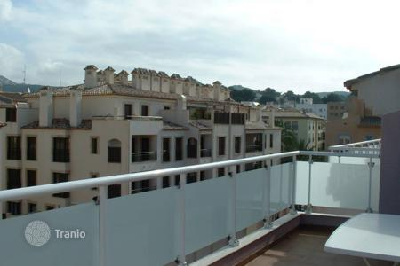 Penthouses for sale in Moraira. Penthouse – Moraira, Valencia, Spain