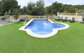 Furnished villa with a private garden, a swimming pool, a Jacuzzi and a garage, Costa de la Calma, Spain for 1,900,000 €