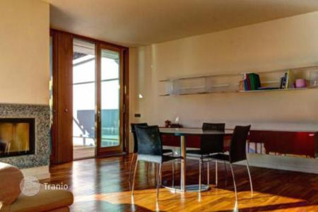 Luxury apartments for sale in Cernobbio. Duplex apartment with a terrace overlooking the lake in Cernobbio, Italy