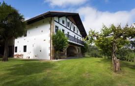 Houses for sale in Basque Country. Villa located in the natural park of Butron, Bilbao, Spain