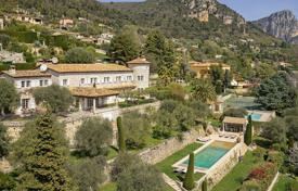 6 bedroom houses for sale in Provence - Alpes - Cote d'Azur. Vence — Stone built Mas