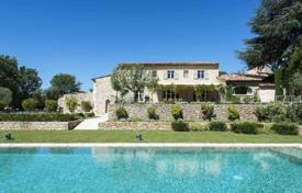 6 bedroom houses for sale in Valbonne. Villa – Valbonne, Côte d'Azur (French Riviera), France