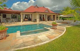 Luxury furnished villa with a swimming pool, a garden and a berth, Victoria, Seychelles for 2,950,000 €