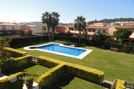 Coastal townhouses for sale in S'Agaró. Town house Costa Brava