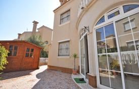 Townhouses for sale in Valencia. Townhouse with an exquisite interior in a premium residential estate with a parking and a pool, Playa Flamenca, Costa Blanka, Spain