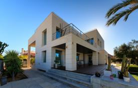 Villas and houses with pools by the sea for sale in Costa Blanca. Furnished Art Nouveau villa overlooking the sea in La Zenia, Alicante, Spain
