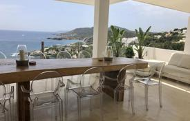 Residential for sale in Ibiza. Luxury villa with a pool and a parking near the beach, Ibiza, Balearic Islands, Spain