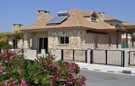 3 bedroom houses for sale in Limassol. Villa – Moni, Limassol, Cyprus