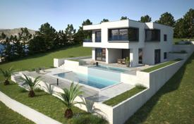 Residential for sale in Sibenik-Knin. Luxury villa under construction