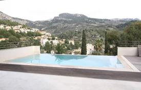 Luxury residential for sale in Soller. Minimalist styled chalet in exclusive residence in Puerto de Soller