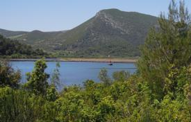 Coastal development land for sale in Croatia. Large plot of land only 7 meters from the sea in Zaton Doli, Croatia