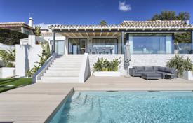 4 bedroom houses for sale in Costa del Sol. Beautiful and Stylish Modern Andalusian Villa, Elviria, Marbella East (Marbella)