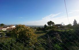 Development land for sale in Southern Europe. Large plot of land with sea and mountain views in Calp, Alicante, Costa Blanca