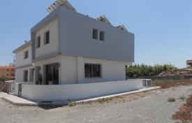 Townhouses for sale in Livadia. Three Bedroom New Semi-Detached Houses