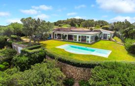 Exceptional villa designed by a famous architect, with a stunning sea views, large garden and pool, Olbia, Italy for 6,400,000 €
