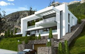 Luxury 3 bedroom houses for sale in Costa Blanca. Villa – Altea, Valencia, Spain