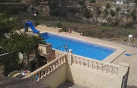 Cheap townhouses for sale in Calpe. Terraced house – Calpe, Valencia, Spain