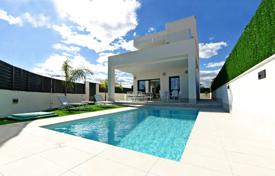 3 bedroom houses by the sea for sale in La Marina. Modern villa 350 meters from the beach in La Marina, Alicante, Spain
