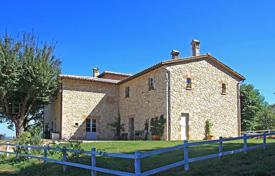 "Luxury houses for sale in Umbria. Luxury Farmhouse for in Umbria for sale — ""Torregentile"" is a luxury country house for sale in Umbria near Todi"