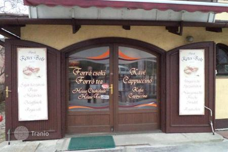 Retail space for sale in Lake Balaton. Shop – Balatonfüred, Veszprem County, Hungary