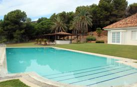 Luxury villas and houses for rent with swimming pools in Spain. Villa – S'Agaró, Catalonia, Spain