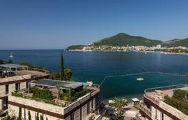 Luxury apartments with pools for sale in Montenegro. Apartment – Becici, Budva, Montenegro